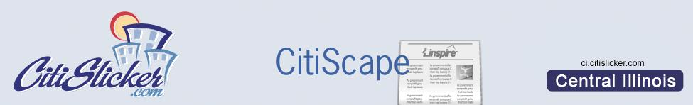 Central Illinois CitiSlicker CitiScape